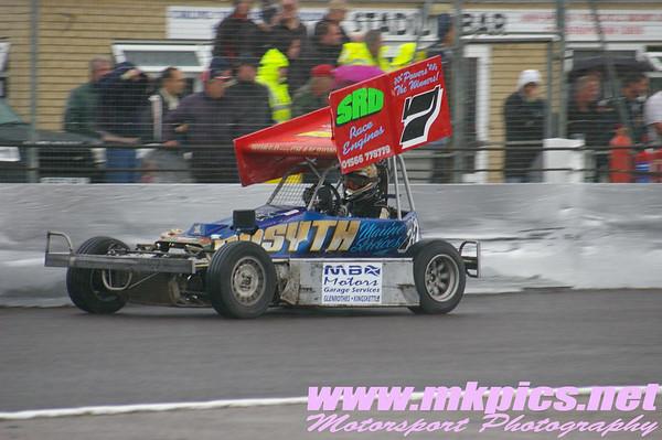2009 BriSCA F2 European Championshp