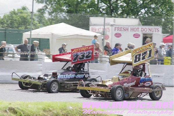 2012 BriSCA F2 European Championship, Northampton International Raceway 15 July 2012