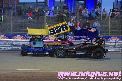 BriSCA F2, Ipswich 16 August 2014