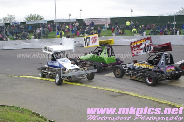 BriSCA F2 StockCars,