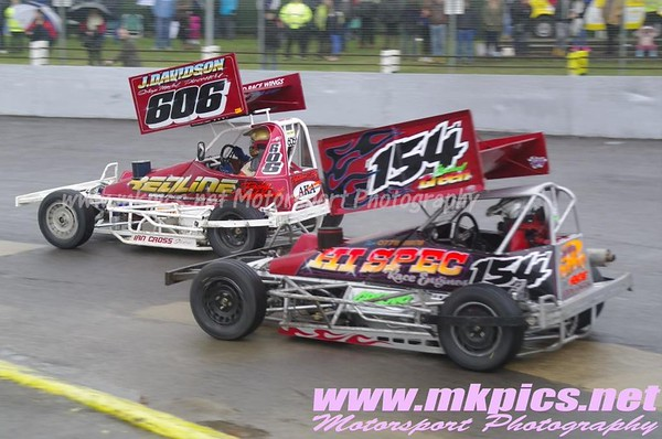 BriSCA F2, Northampton 3 April 2015