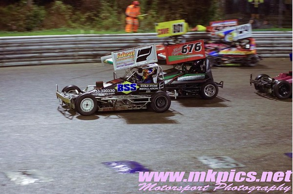 BriSCA F2 Stock Cars Gala Night