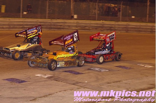 BriSCA F2 Stockcars, Birmingham 31 October