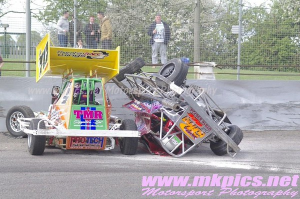 BriSCA F2 World Qualifier
