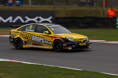 """Vauxhall Vectra """"Dave Newsham""""  (British Touring Car Championship)"""