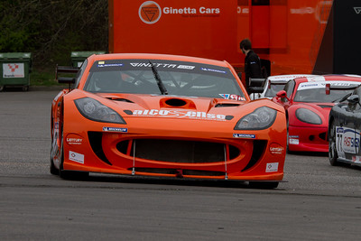 Ginetta G55 (Ginetta GT Supercup)