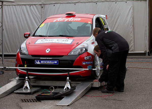 Renault Clio Cup 3 UK Cars