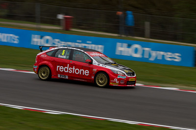 "Ford Focus ""Aron Smith"" (British Touring Car Championship)"