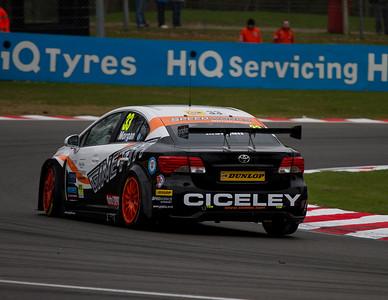 "Toyota Avensis ""Adam Morgan""  (British Touring Car Championship)"