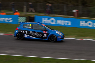 Renault Clio Cup 3 UK  (Renault Clio Cup UK Championship)