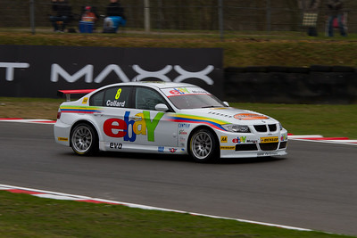 "BMW 320si E90 ""Robert Collard""  (British Touring Car Championship)"