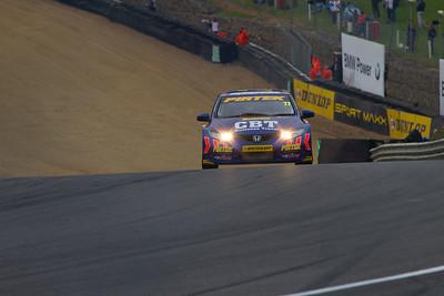 "Honda Civic ""Andrew Jordan""  (British Touring Car Championship)"