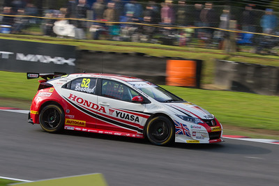British Touring Car Championship 2015 - Brands Hatch