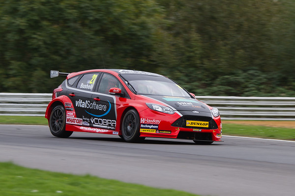 Ford Focus ST (Mike Bushell)