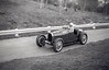 Frank Wall, Bugatti type 35B, Prescott, May 1963
