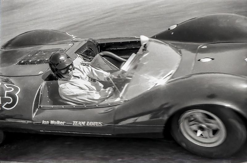 Jim Clark, Lotus 30, Mallory Park 1964