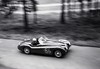 J P Chapman Jaguar XK (140, I think) Prescott, September 1962