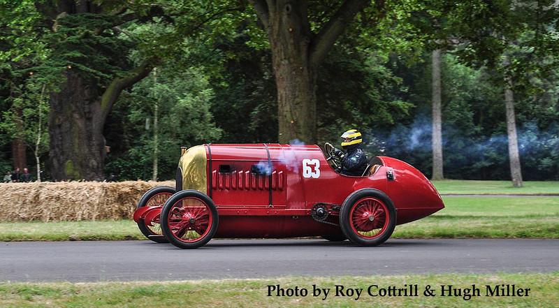 Fiat 576: Duncan Pittaway
