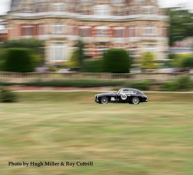 Aston Martin DB 2/4 Mk1: Kerry Wilson