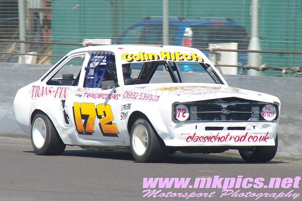 Classic Hot Rods, Northampton International Raceway, 27 May 2012