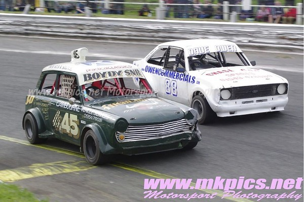 Classic Hot Rods, Hednesford, 5 May 2014