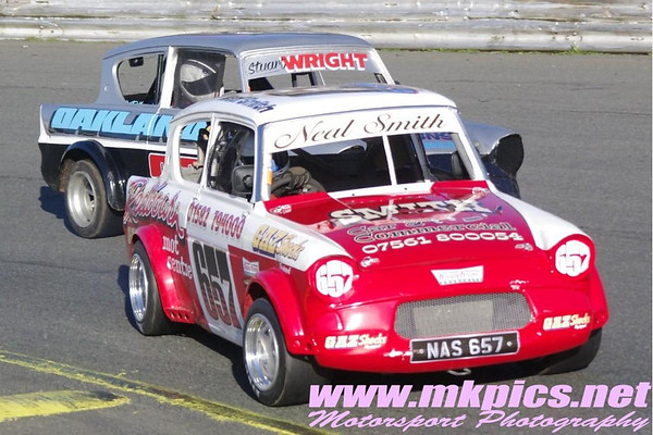 Classic Hot Rods, Hednesford hills Raceway, 23 March 2014