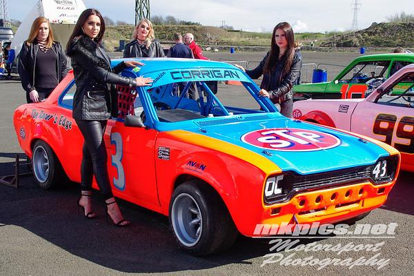 Classic Hot Rods & Racing Dolls PR