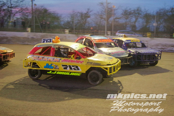 1300 Saloon Stock Cars Midland Championship
