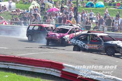 Bangers, Hednesford Hills Raceway, 7th May