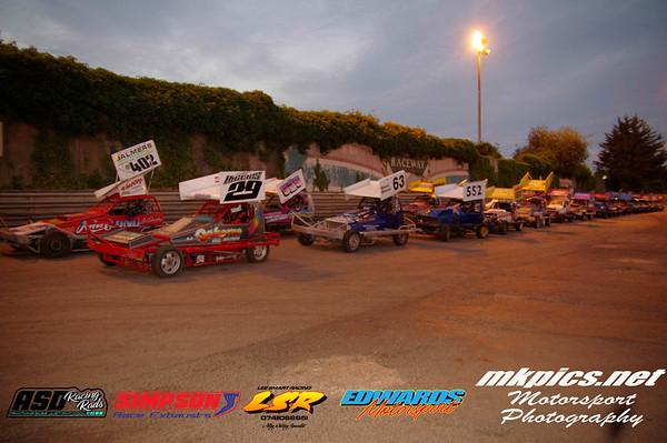 BriSCA V8 HotStox European Championship