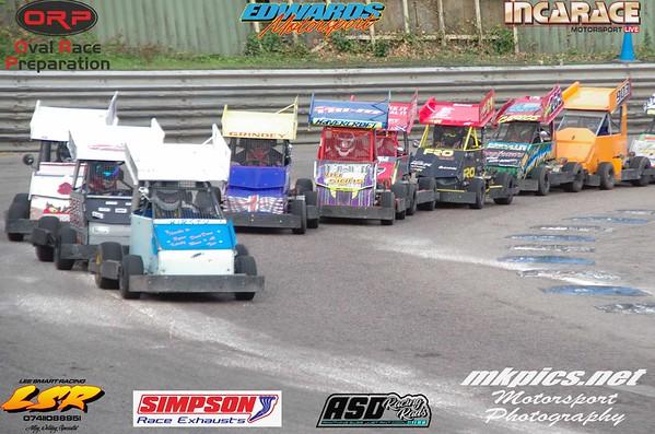 Stoxkarts, Jnr & Snr, Birmingham I factor, 7 Oct