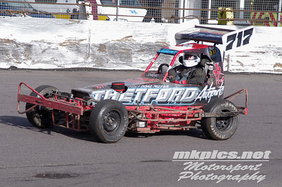 Superstox, Northampton, 11 February 2018