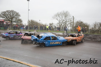 Unlimited Bangers, Northampton, 2 April - Alex Catley
