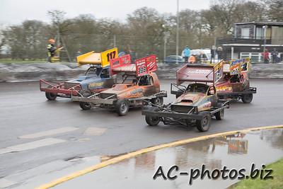 V8 Hot Stox,  Northampton 2 April  - Alex Catley