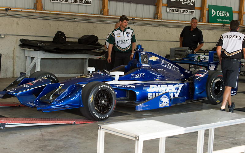Josef Newgarden Direct Supply/Ed Carpenter Racing Chevrolet
