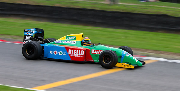 1990 - Benetton-Ford B190