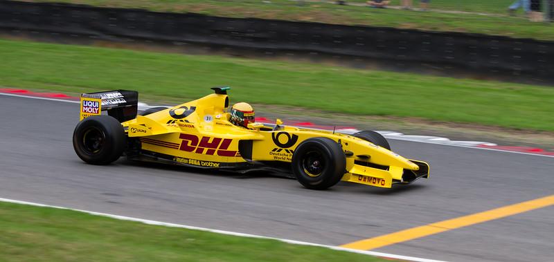 2002 - Jordan-Honda EJ12