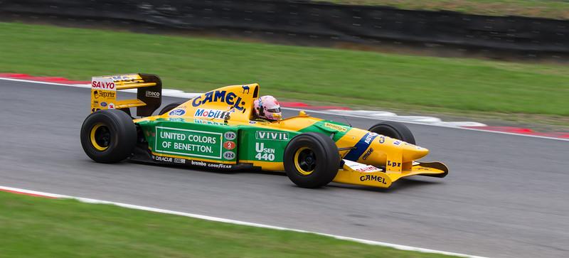 1992 Benetton-Ford B192