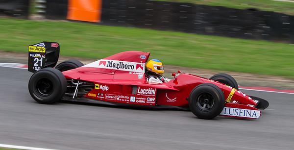 1989 Dallara-Judd F189