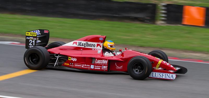 1989 - Dallara - Judd F189