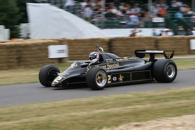 1982 - Lotus-Cosworth 91