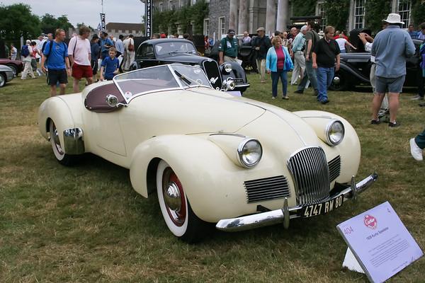 1939 - Kurtis Speedster
