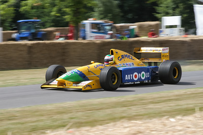1991 - Benetton-Cosworth B191