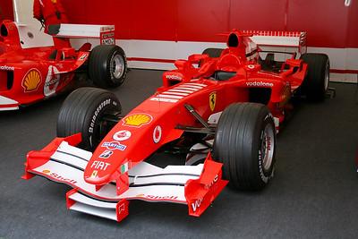 2005 - Ferrari F2005
