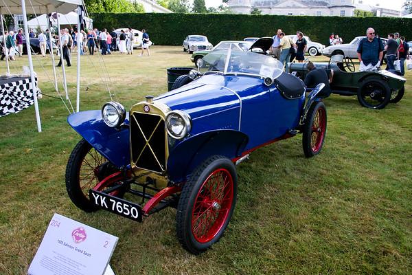 1925 - Salmson Grand Sport