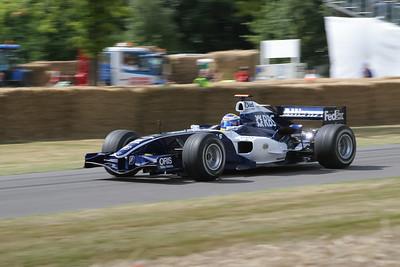2006 - Williams-Cosworth FW28