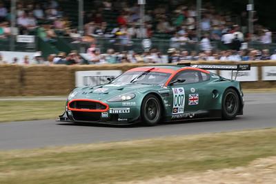 2006 - Aston Martin DBR9 (Darren Turner)