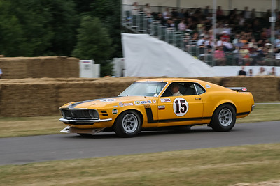 1969 - Ford Mustang Boss 302