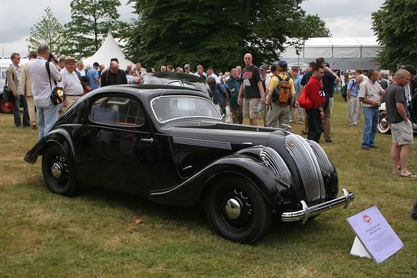 1937 - Skoda Monte-Carlo Coupe