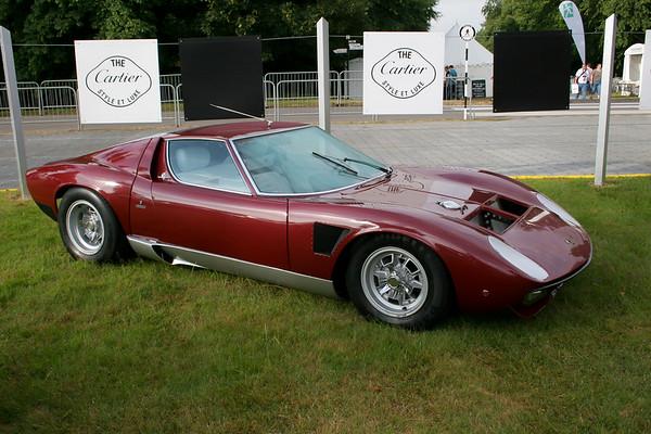 1967 - Lamborghini  Miura Jota